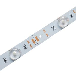 CRESTECH LED reflexão difusa Faixa rígida 3030 1M rígida Faixa de LED Use Para Publicidade Light Box