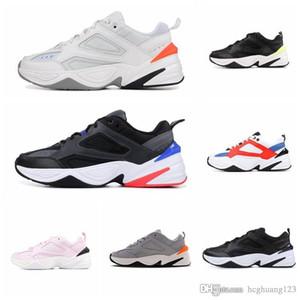 Tasarımcı Rüzgârı Monarch M2K Tekno Baba Spor Ayakkabı En kaliteli Kadınlar Erkek Zapatillas Beyaz Spor Eğitmenler Sneakers Euro 36-45