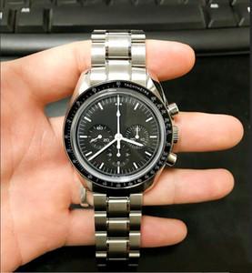 reloj clásico hombre reloj de acero inoxidable de la venta caliente de calidad superior deportes reloj automático reloj masculino de la manera Nueva relojes om04