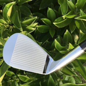 2020 clubes de golfe novos ferros do golfe Todos Marca Irons Set com eixo / KBS Grafite eixo eixo aço / Posto AD Grafite