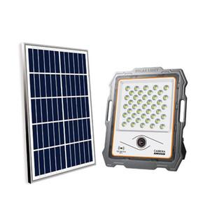 Фабрика Оптовая Новые 1080P Wifi Главная Сад Безопасность IP камеры видеонаблюдения Открытый 100W солнечный свет потока лампы