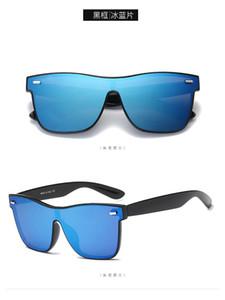 Polarizadas Desi gner gafas de sol para los hombres con marco de aluminio / magnesio de lujo Gafas de sol para hombre de conducción sunlasses Rayos protección UV400