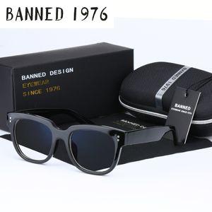 PROIBIDO 1976 Qualidade superior Anti azul claro uv400 Homens Mulheres Optical óculos de leitura óculos de arrefecer Computer olho Óculos