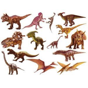 eauty Salute Shellhard 1pc Dinosaur impermeabile tatuaggio temporaneo simpatici adesivi falsi animale Dinosauro Body Art adesivi Tattoo For Kids Ch ...