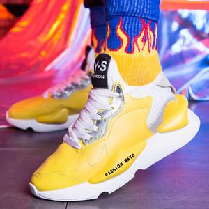 Moda selvagem Modelos Casal sapatilha viagem Simple Light desgaste de lazer Running Shoes 39s dos homens Krasovki Acessórios grosso granel