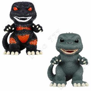 Funko POP 239 # Godzilla dinossauro Monstro Anime Figuras Figuras de Ação Presentes de Natal Presentes Brinquedos Aniversários Boneca New arrvial PVC