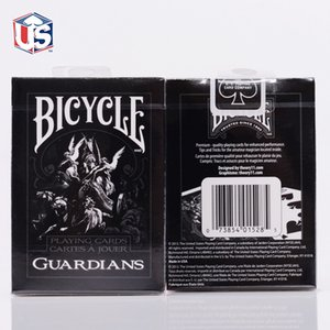 1 deck Theory11 Running Wear Athletic & Outdoor Apparel Cards Guardians Bicycle Playing Cards Regular Bicycle Deck Rider Back Card Magic Tri