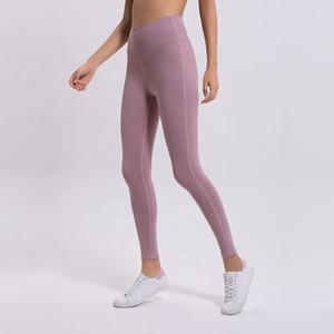 Tummy Control Seamless Fitness Workout Leggings Women High Waist Squatproof Sport Gym Compression Tights Yoga Pants Z18069