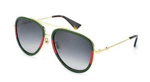 2019 Gafas de sol de diseñador Gafas al aire libre UV400 Marco Fashion Classic Lady Gafas de sol Espejos para mujeres 8879