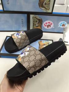 남자 여자 샌들 고품질 최첨단 패션 핫 스타일 럭셔리 샌들 MM33