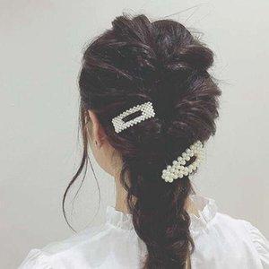 Clip i perni di alta qualità della moda di New Accessori per capelli da sposa perla forcine fiore di cristallo perla Strass perni di capelli monili dei capelli
