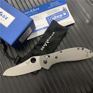 Benchmade-550/551 EKSEN Sistemi Kelebek Katlama bıçak G10 kolu 20CV Blade Açık Avcılık Cep BM810 BM555 BM940-1 EDC Bıçak