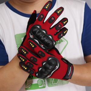 Novas luvas de ciclismo grossista de dedos completos resistente ao desgaste antiderrapante luvas tático luvas da motocicleta equitação tela sensível ao toque