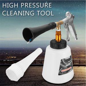 Pistola de limpieza de automóviles Auto interior Seco Limpieza profunda Limpieza Pistola Para el cuidado de la cabina Carros Equipos de lavado con aire