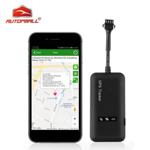 Mini GPS Araç Tracker GPS Locator Kesilmiş Yakıt TK110 GT02A GSM Tracker İçin Araç 12-36V Google Maps Gerçek Zamanlı İzleme Ücretsiz APP