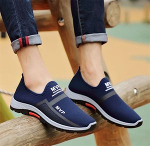 Cheap Hover-cushioned 2019 shoes students casual running shoes fashion plus-size 36-45 men's women's small white shoes39-44
