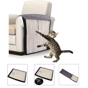 Pet Cat Scratch Board Guards Tapis grattoir Cat Scratch Pad Escalade Litières Griffe Chaise Sofa pied post Mobilier Protector