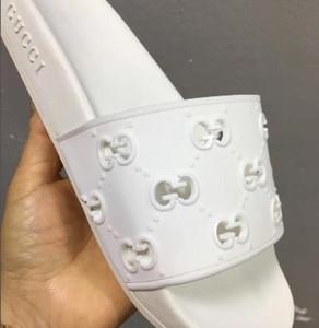2020 nova alta qualidade por atacado Womens DesignerLuxury Sandals Moda Brandslippers Verão Chinelos G01 20021507W