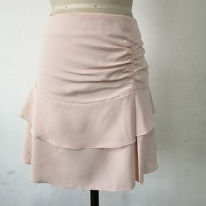 New designer paleted skirt summer fashionable high quality real picture skirt