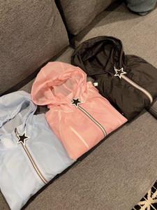 trasporto di goccia di abbigliamento di protezione solare abito ultra-sottili di sport all'aria aperta indumenti protettivi bambini giacca protezione UV vestiti