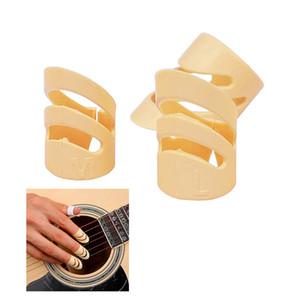 Hot-3 Pcs Guitar Picks Electric Acoustic Guitar Ukulele Index Finger Picks Alaska Pick Guitar Stringed Instrument Part Accessori