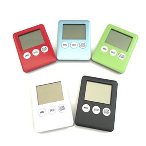 Novidade Digital Kitchen Timer Medication Reminder Digital LED Kitchen Count Down Clipe Temporizador Alarme Cozinhar Count Down Up Tools DH1211