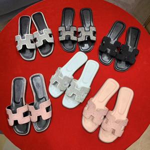Marcas Mulheres Rebites Bow nó Plano Chinelos sandálias flip flops Meninas enchida calça verão fresco Praia Slides Jelly Shoes 35-41