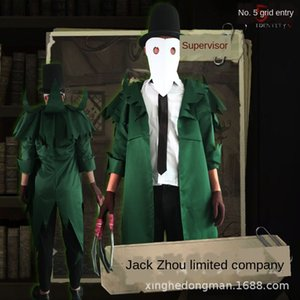 uN2Ab The fifth personality initial cosgame supervisor Ripper cosplaygame C The fifth personality Jack clothing initial cosgame supervisor R