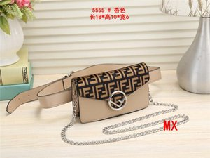 2020 hot sale high-quality international top luxury designer custom fashion waist bag high-end classic one-shoulder waist bag handbag 3
