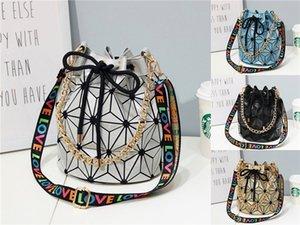 2020 Fashion Girls Shoulder Bag For Women Commuter Package Pu Patchwork Soft Female Geometric Top-Handle Bags Luxury Women Bags Designer#963