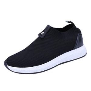 Sagace 2020 Chaussures de course Hommes Baskets plats Respirant Mode Mesh Mens Entraîneurs Chaussures Été Sneakers Hommes Chaussures Grande taille