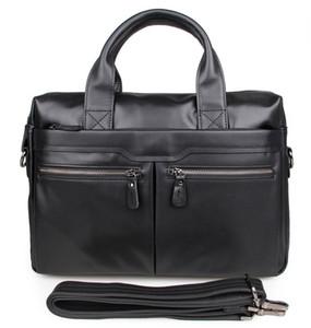 Натуральная кожа сумки для мужчин бизнес портфель мужчины сумки человек плечо креста тела сумка старинные мужской ноутбук сумки мужские сумки для компьютеров 14 дюймов