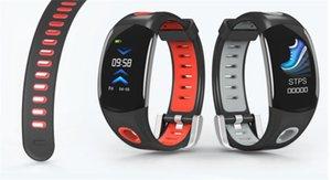 2019 plus récent DM11 Bracelet Intelligent Bracelet IP68 Étanche Bracelet Moniteur de Fréquence Cardiaque Podomètre Montre Intelligente Couleur 3D UI LCD Écran