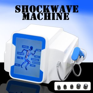 Shock Wave Therapy Equipment La macchina Dolore muscolare Perdita di peso stimolatore Fisioterapia extracorporea Shock Wave macchina