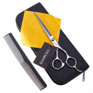 7 polegadas cabeleireiro Scissors Professional Barber Salon de corte de cabelo tesoura e Pet Shears