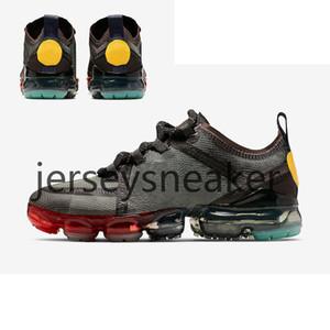 Nova arrivel CPFM CACTUS PLANTA FLEA MERCADO homens correndo sapatos de alta qualidade sorriso rosto marca mens preto moda esportiva tênis esportivos com caixa