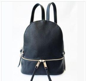 العلامة التجارية الشهيرة حقائب أزياء المرأة سيدة أسود أحمر حقيبة الظهر حقيبة سحر حقيبة الظهر 6 ألوان