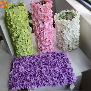 plastic flower row flowers bent sub-rack wedding flower supplies flower wall Arches for wedding decoration