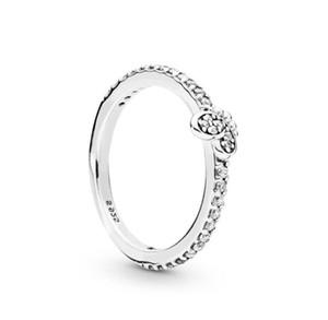 Büyülü Kelebek 925 Gümüş Gümüş Yüzük Elmas Yüzük Ile Logo Orijinal Kutusu Fit Pan Alyans Nişan Takı Kadınlar Için W152