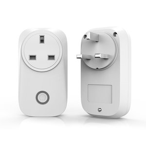 Smart Socket Plug Remote Control By Smart Phone APP WIFI Support Voice Control US UK JP EU Standard