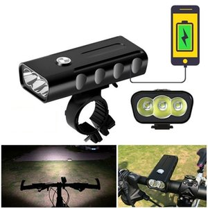 Super Bright LED Lights for Your Bicycle Easy to Mount Headlight and Tail light ,Best Front and Rear Cycle Lighting BX3