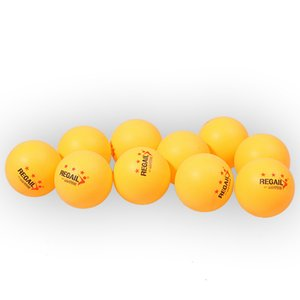 New 100pcs lot 3-Stars 40mm I.T.T.F. Approved Olympic Table Tennis Ball Ping Pong White Orange for Professional Athletes Amateur
