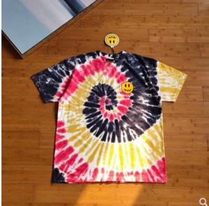 hot sale perfect unhs Justin Bieber Drew House tee Summer Short Sleeve Casual Hip Hop Street Skateboard men and women T-shirt