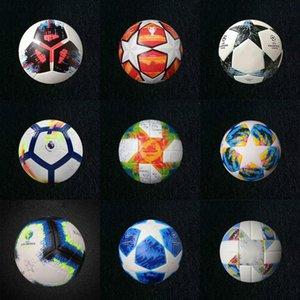 Alta Qualidade Europeia PU Ball Soccer 2019 2020 final KYIV Tamanho 5 bolas Granulado antiderrapante Football frete grátis