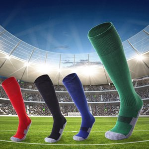 Men's Socks Anti-slip over-the-knee football socks thickened towel bottom stockings comfortable and wear-resistant sports socks manufacturer