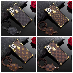 Classique Marque Old Flower Designer Téléphone pour iPhone 11 11 Pro Max X XS MAX XR 10 8 8plus 7 7P 6s cuir PU portable Housse A02