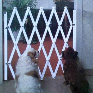 Protezione animali bambino isolamento recinto del cucciolo del cane del gatto di isolamento Cancello semplice elastico recinto di legno barriera di legno di sicurezza cancello T200330