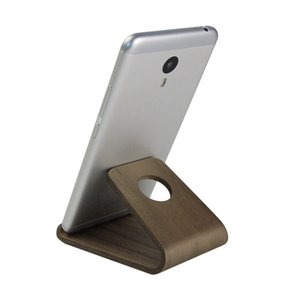 2020 Hot Sale Phone titolari Dock Station di bambù naturale di carico da tavolino porta accessori in legno Cell Phone