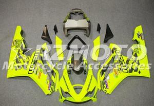 Nueva inyección ABS moho motocicleta carenados Fit Kit para Triumph Daytona 675R 675 2006 2007 2008 06 07 08 Luz amarilla