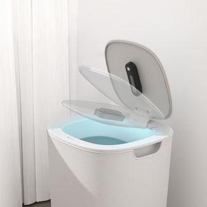 Portable UV Germillic Lamb Walking Lamp Ultraviolet Sternizer Lamp Home Travel Closestool Toilet UVC+Ozone Oscinfection